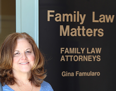 """Gina Famularo With Family Law Matters Speaks With Katherine On, """"It Needs To Be Said"""", About California Divorce"""
